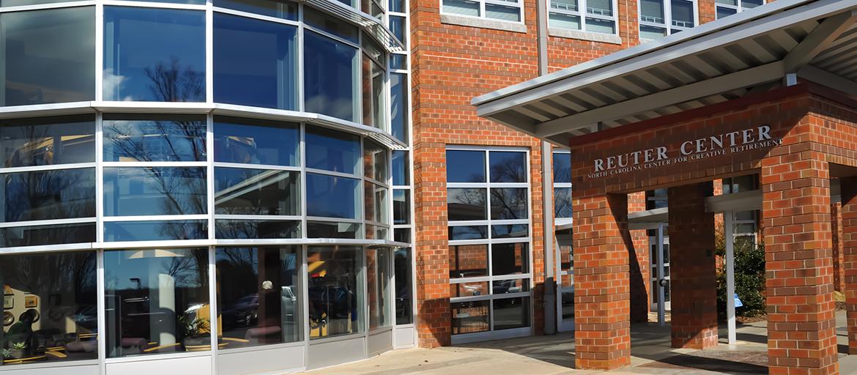 Reuter Center exterior