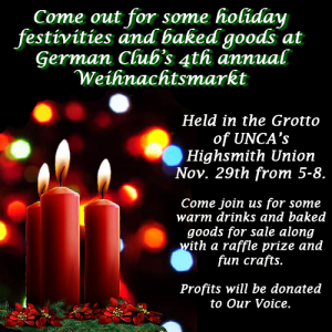 Weihnachtsmarkt I.Weihnachtsmarkt Holiday Fun Food And Crafts From The German Club