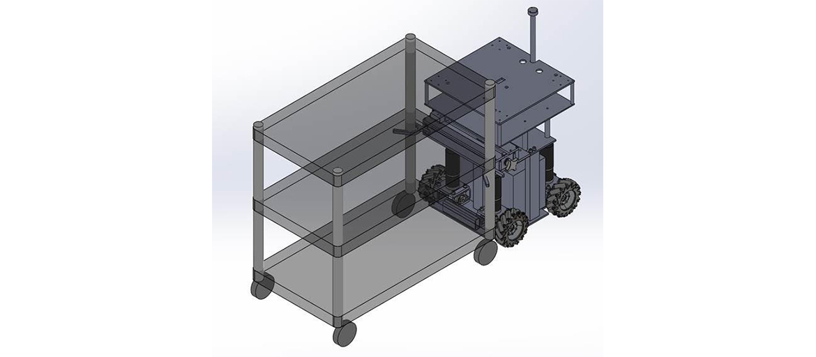 Cisco robot rendering