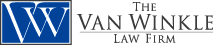 logo for The Van Winkle Law Firm