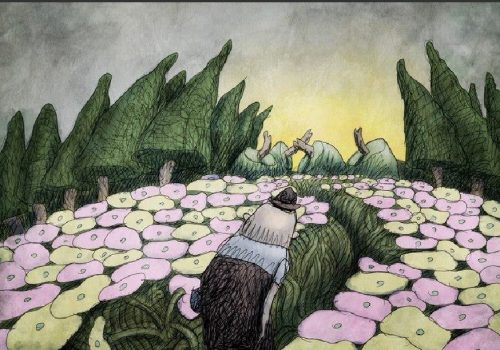 Frame from Bill Plympton's