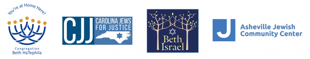 logos of the four co-sponsors