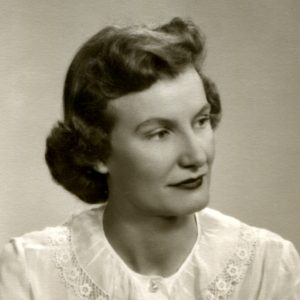 Wilma Dykeman in 1955
