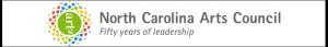 NC Arts Council logo