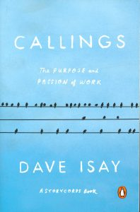 """Callings"" by Dave Isay book cover"