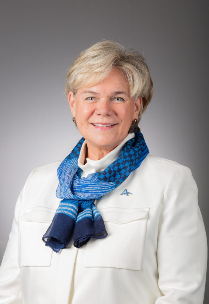 Chancellor Nancy J. Cable headshot