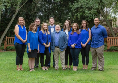 Group of Admission Counselors