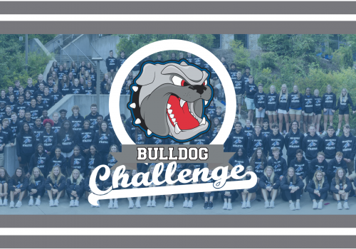 Bulldog Challenge graphic