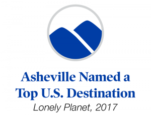 Asheville Named a Top U.S. Destination by Lonely Planet in 2017